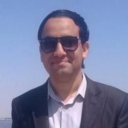 الكاتب محمد صلاح