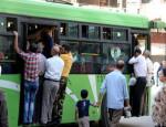 أزمة المواصلات في دمشق أسباب، وحلول